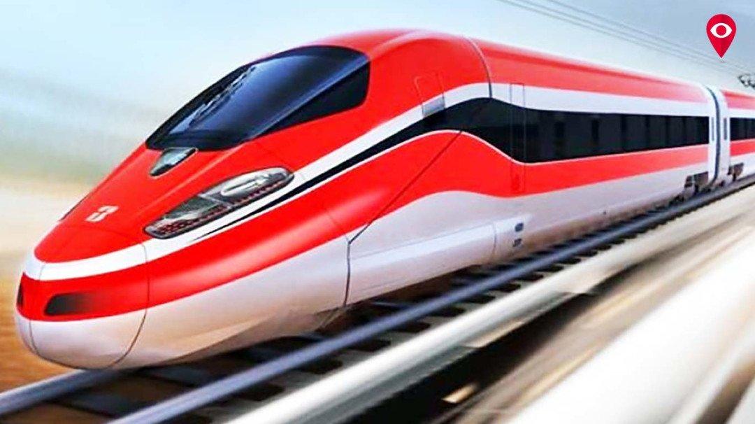 मुंबई-अहमदाबाद बुलेट ट्रेन बीकेसीतून धावणार