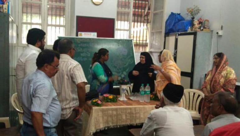 Modernisation of BMC's Urdu School