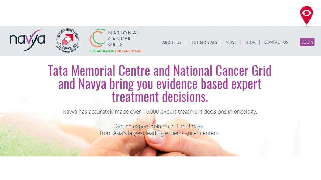 कॅन्सरग्रस्तांसाठी नवी आशा..'नव्या'!