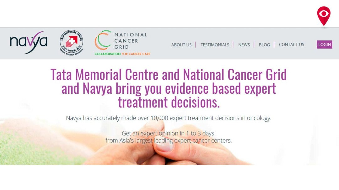 'Navya' treats cancer patients online