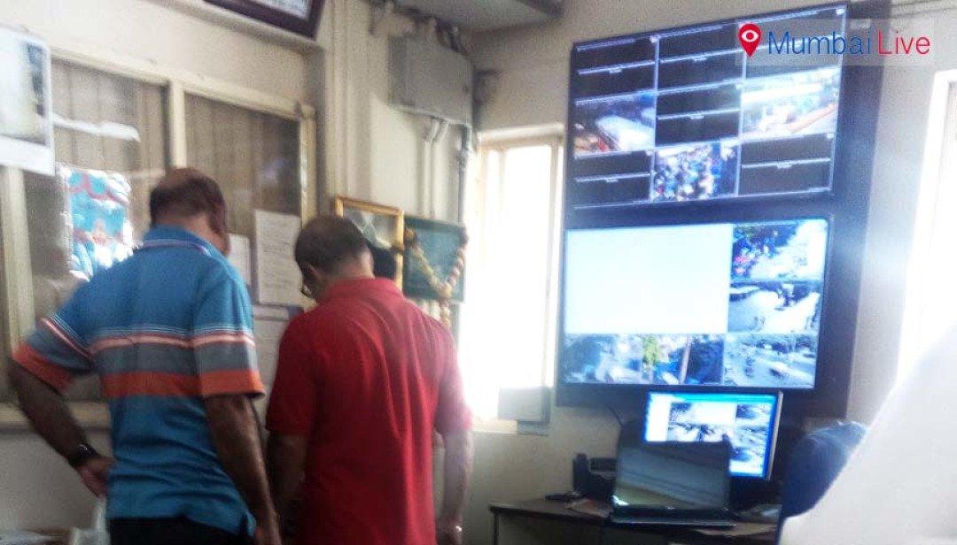 Mumbai Live impact - CCTV starts working
