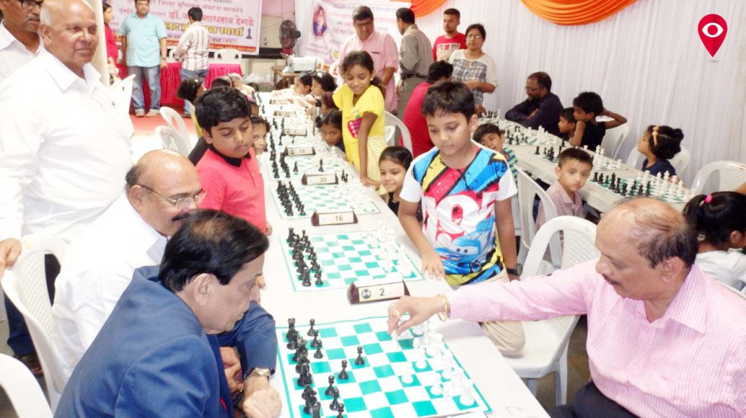 जलद बुद्धिबळ स्पर्धेत अलैना, वेदांतची विजयी सलामी