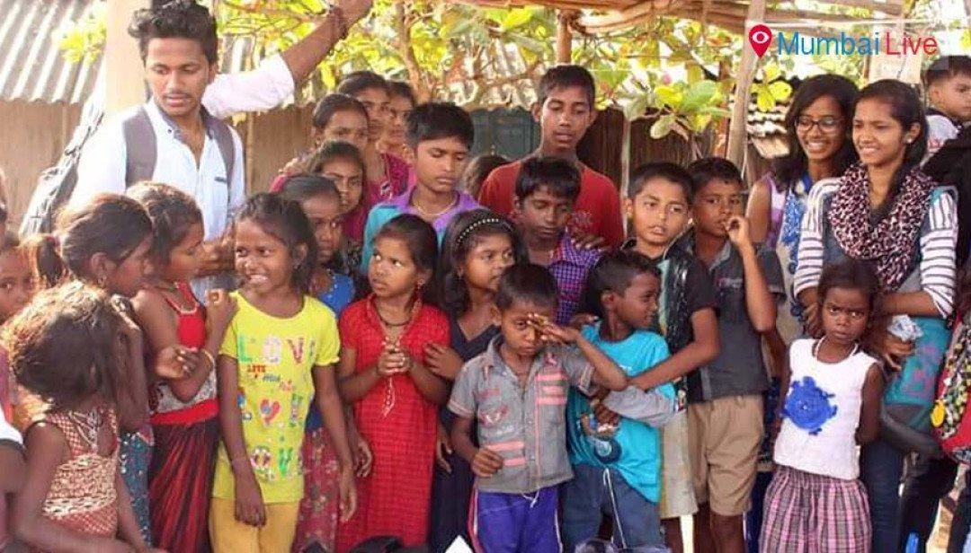 Children's Day celebrated in Adivasi padas