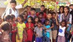 Children's Day celebrated in Adivasi padas