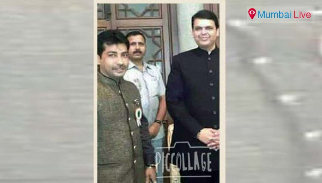 CM's pic with criminal goes viral