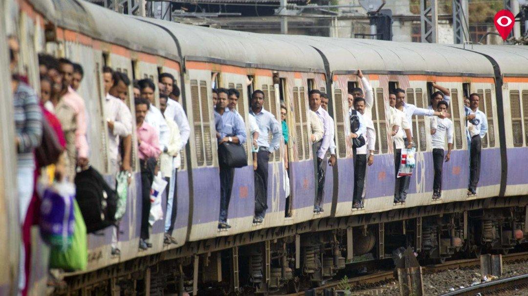 हार्बर रेल में तकनीकी गड़बड़ी, घाटकोपर से ठाणे तक तेज लोकल बंद