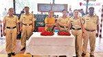 Women Police officers celebrate women's day