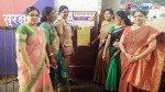 सीएसटी रेलवे स्टेशन पर विशेष महिला दिवस