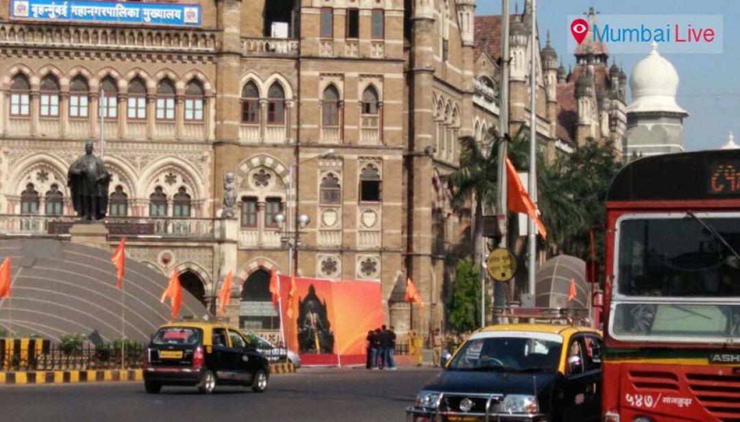 Maratha bike rally: Heavy bandobast at CST