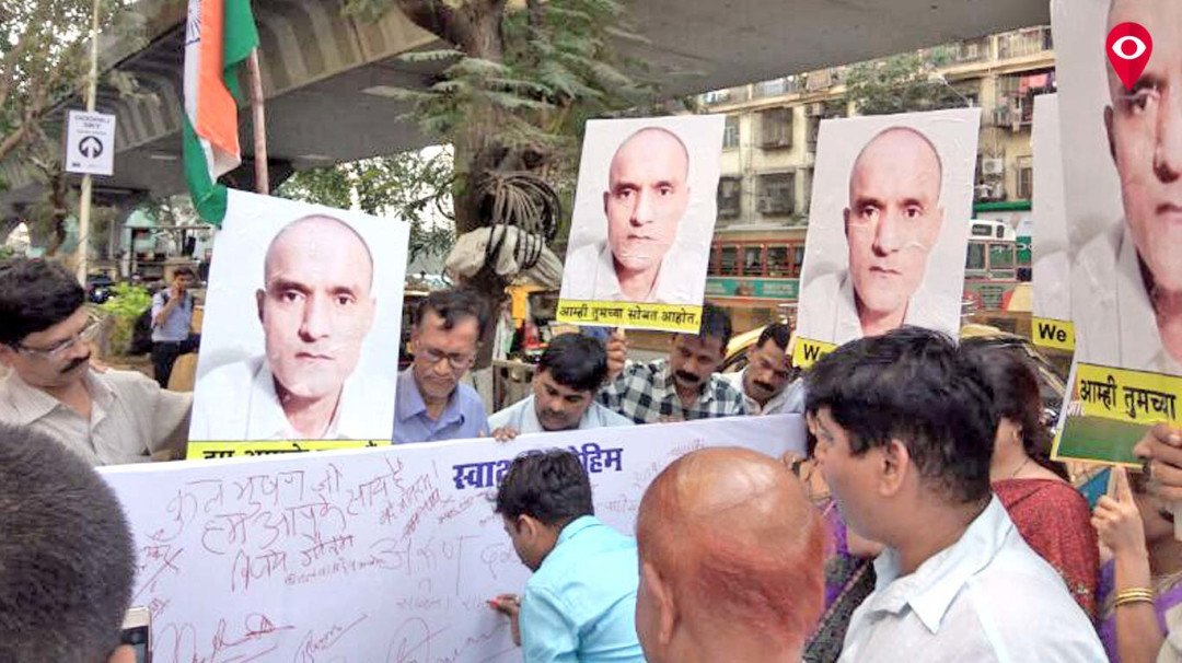 India fights back with sign the petition motion for Kulbhushan Jadhav