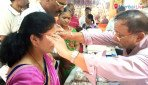 SS organises eye checkup event