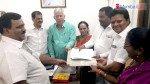 Sena gives nomination forms to Dahisar candidates