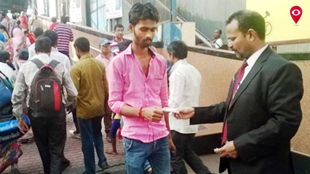 मध्य रेलवे ने यात्रियों से वसूला 128.63 करोड़ रुपये जुर्माना