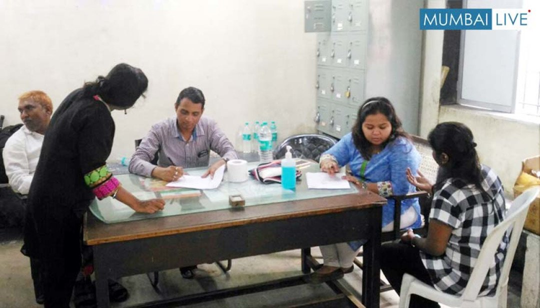Health check-up for BMC