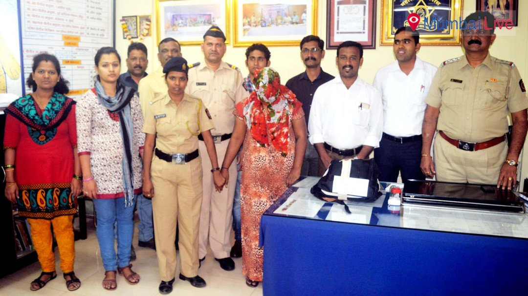 Police seize 3.7 kg hashish from female drug dealer in Kurla