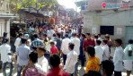 Sai Palkhi taken out in Konkan Nagar