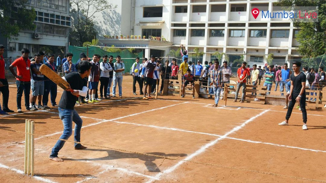 Khel Mahotsav in Chetana College
