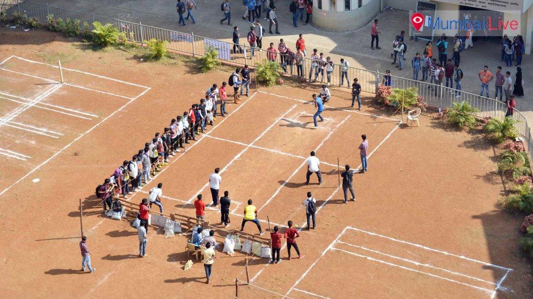 चेतना कॉलेज में खेल महोत्सव शिखर-17
