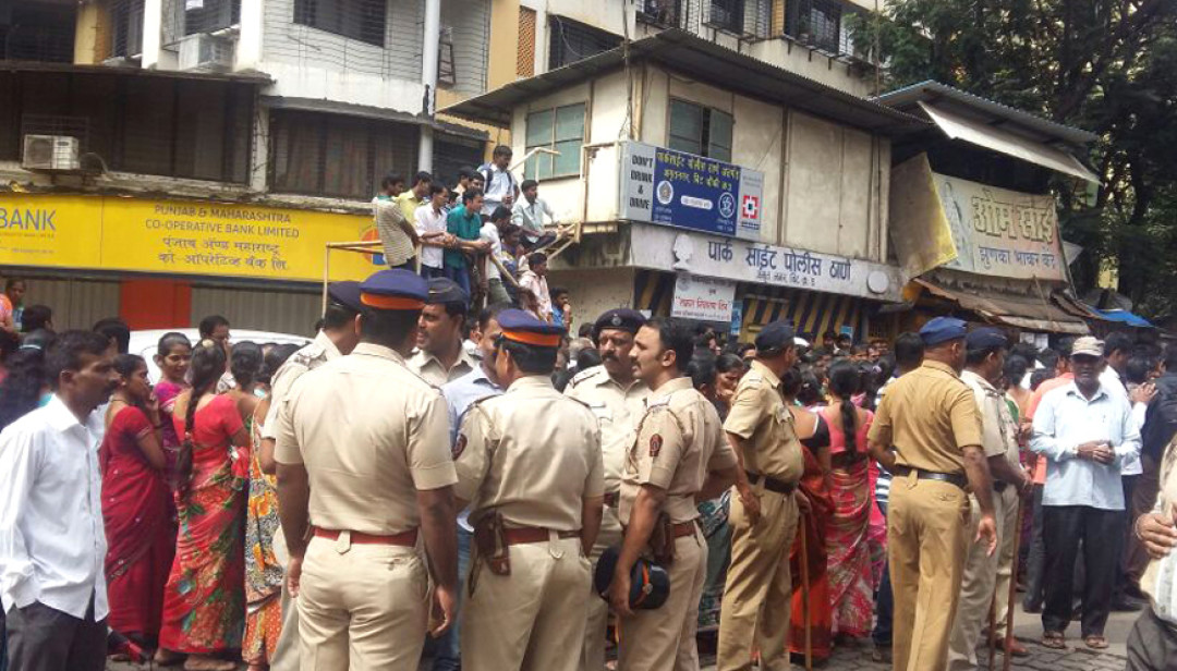 Child raped, youth held in Vikhroli