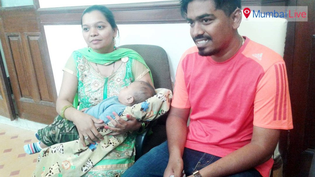 Meet the corporator who attends civic meetings with her three month old baby