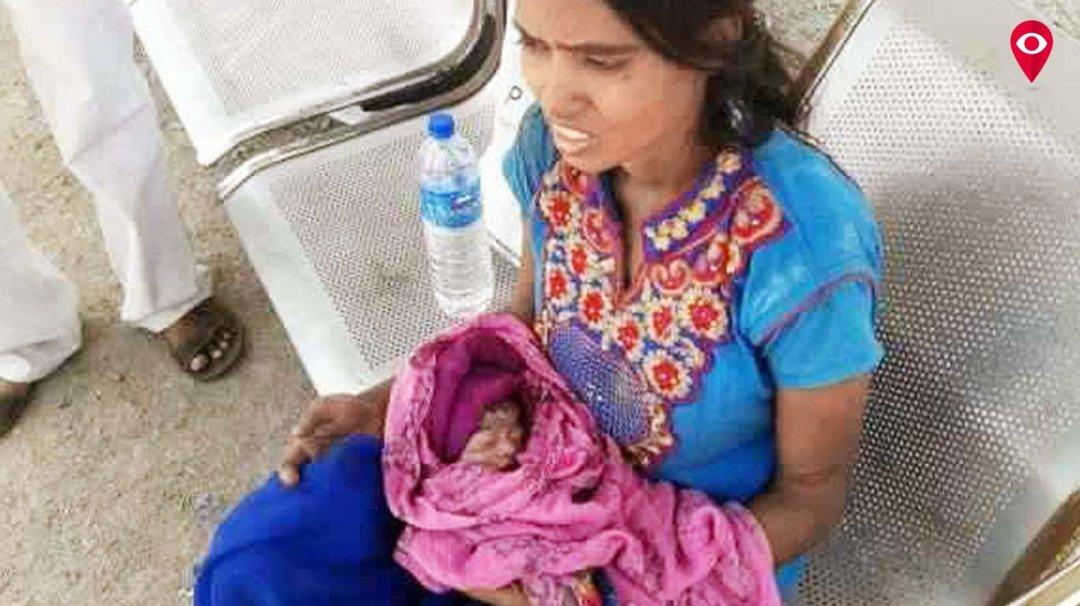 'त्या' बाळाचा अखेर मृत्यू