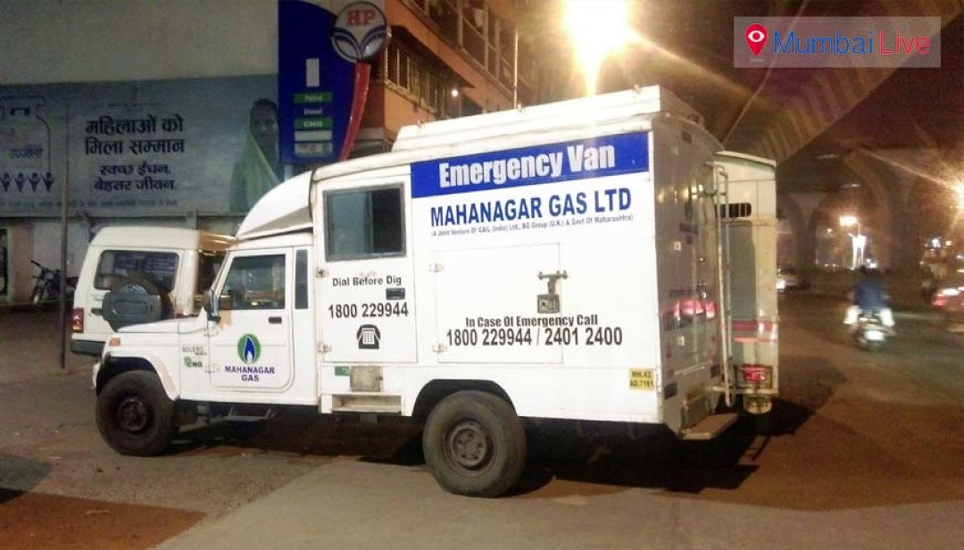 Gas leakage in control