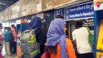 'भंगार' में बदलते एटीवीएम मशीन