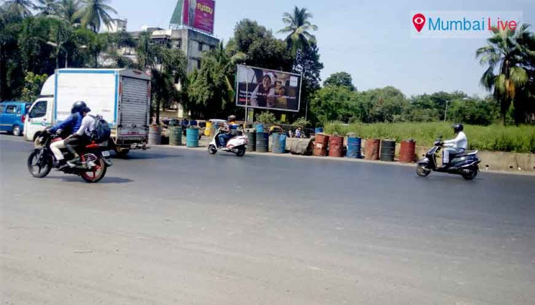 Chunabhatti residents furious over diversion