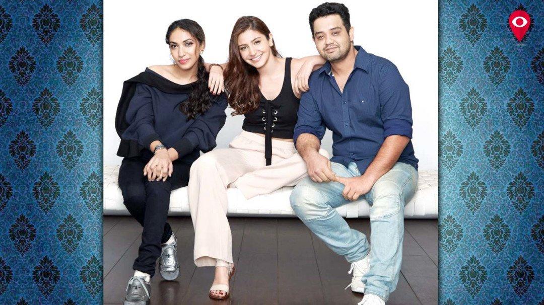 Anushka Sharma's next production to be a love story, again!
