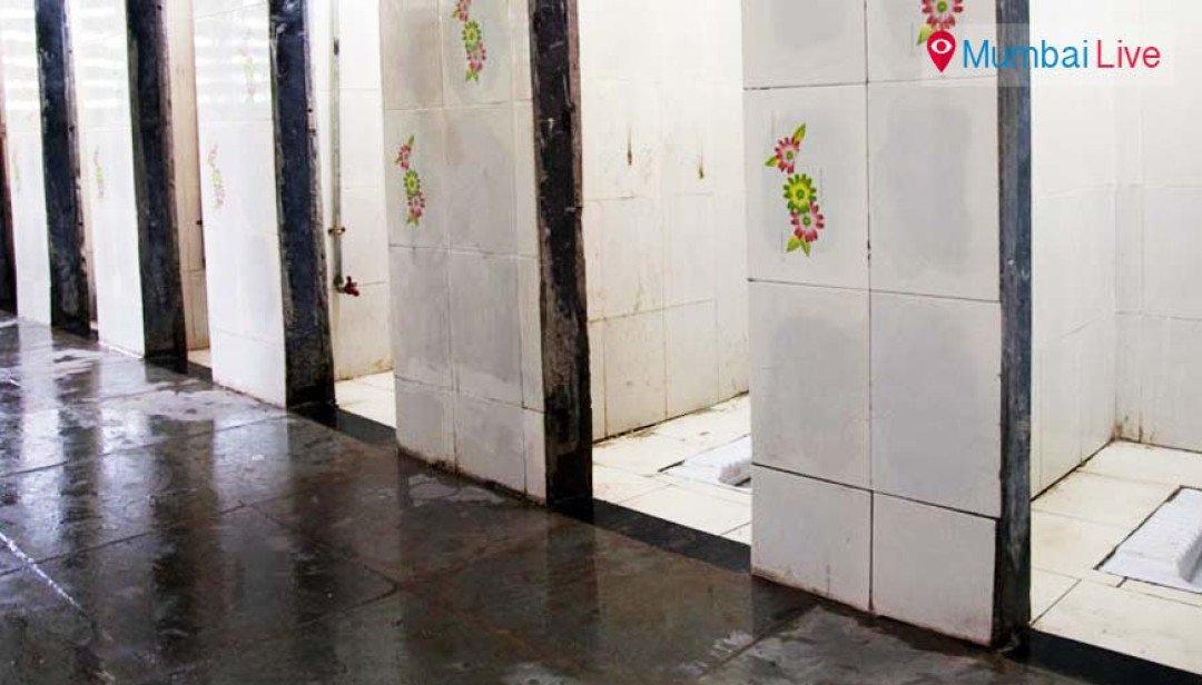 एफ दक्षिण विभाग में शौचालय स्पर्धा