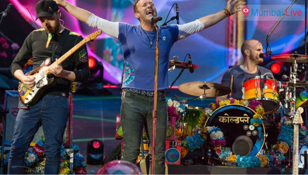 Police slap fine on Coldplay organisers