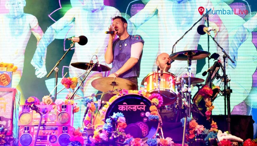 Coldplay concert under MMRDA scanner