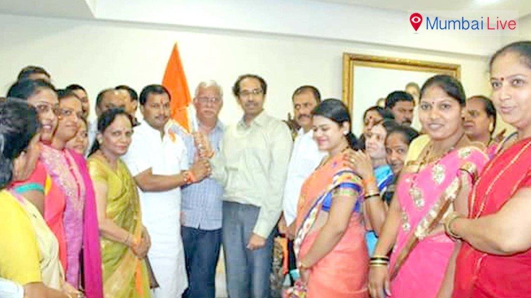 Yogesh Bhoir joins Shiv Sena