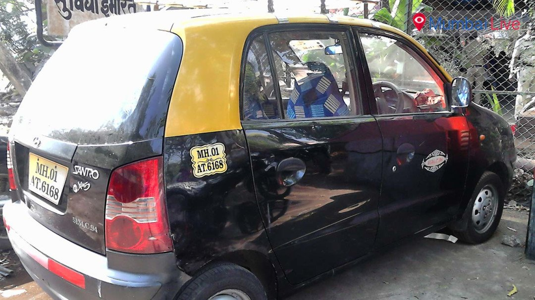 Wadala police seizes taxi with illegal country liquor