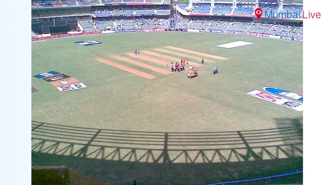 भारत- इंग्लैंड के बीच मैच टाई