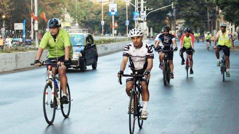 वरळी ते चर्चगेटदरम्यान सायकल चालवा सुसाट!