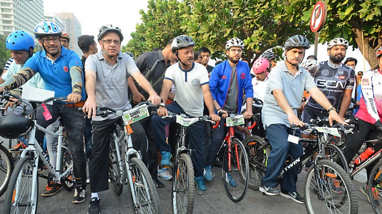साइकल चलाने का शौक है तो यह खबर पढ़िए, शौक होगी पूरी