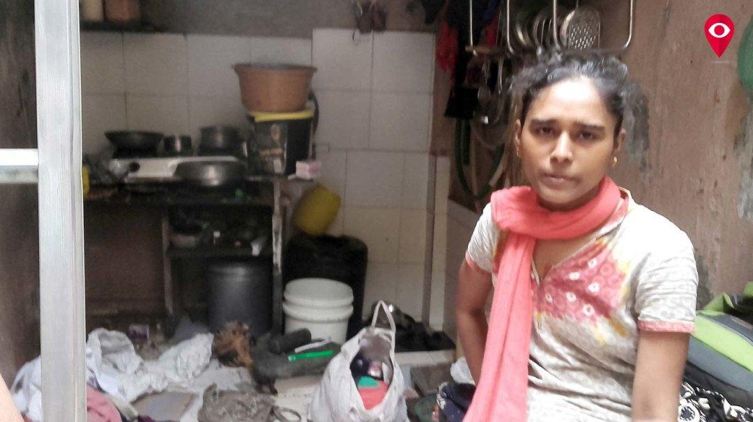 कांदिवली में घरेलू गैस सिलेंडर से लगी आग, 3 जख्मी