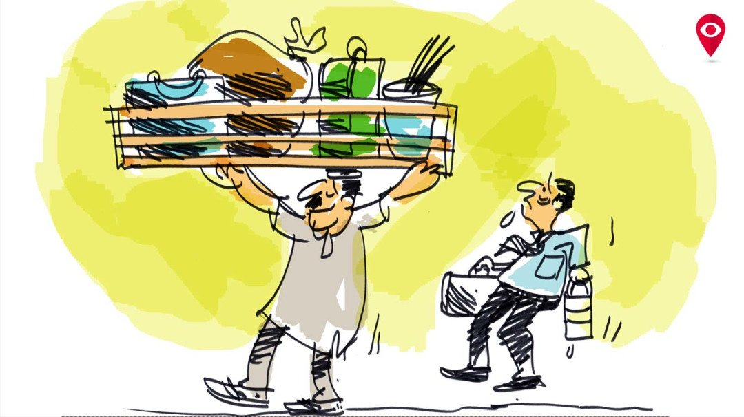 Dabbawalas on week-long leave