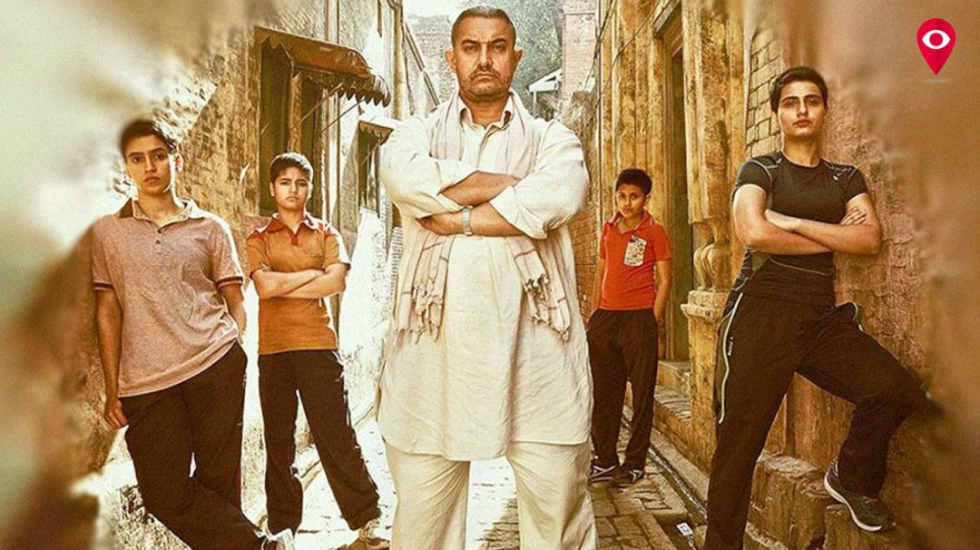 Aamir Khan promotes 'Dangal' in China
