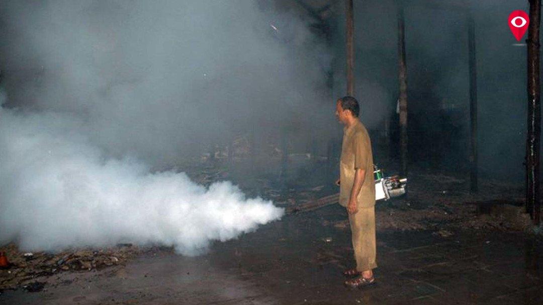 बारिश से पहले डेंगू, मलेरिया के प्रजनन स्थल ध्वस्त
