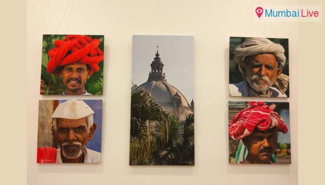 भारताच्या विविधतेवर चित्र प्रदर्शन