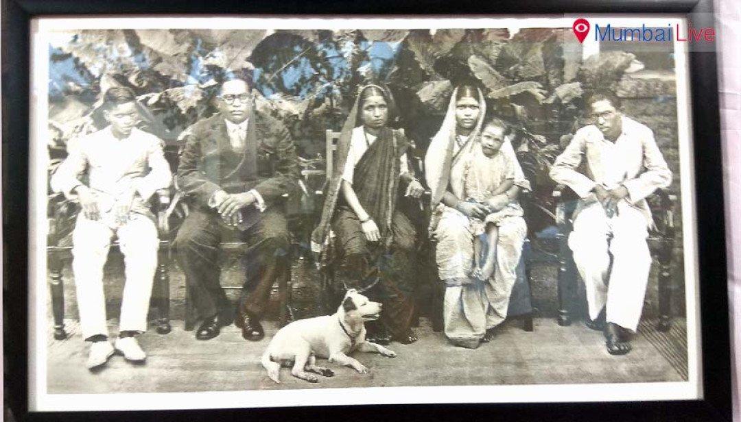 Rare photos of Dr Ambedkar on display