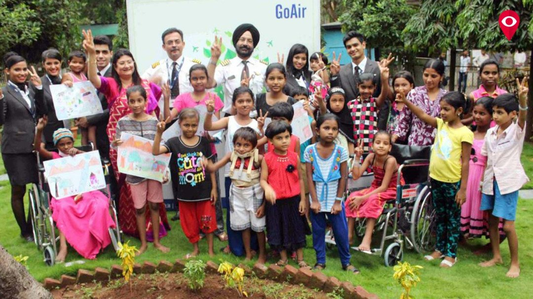 Children express environmental conservation through art
