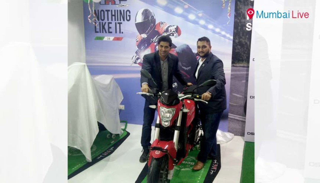 DSK Benelli launches TNT superbikes