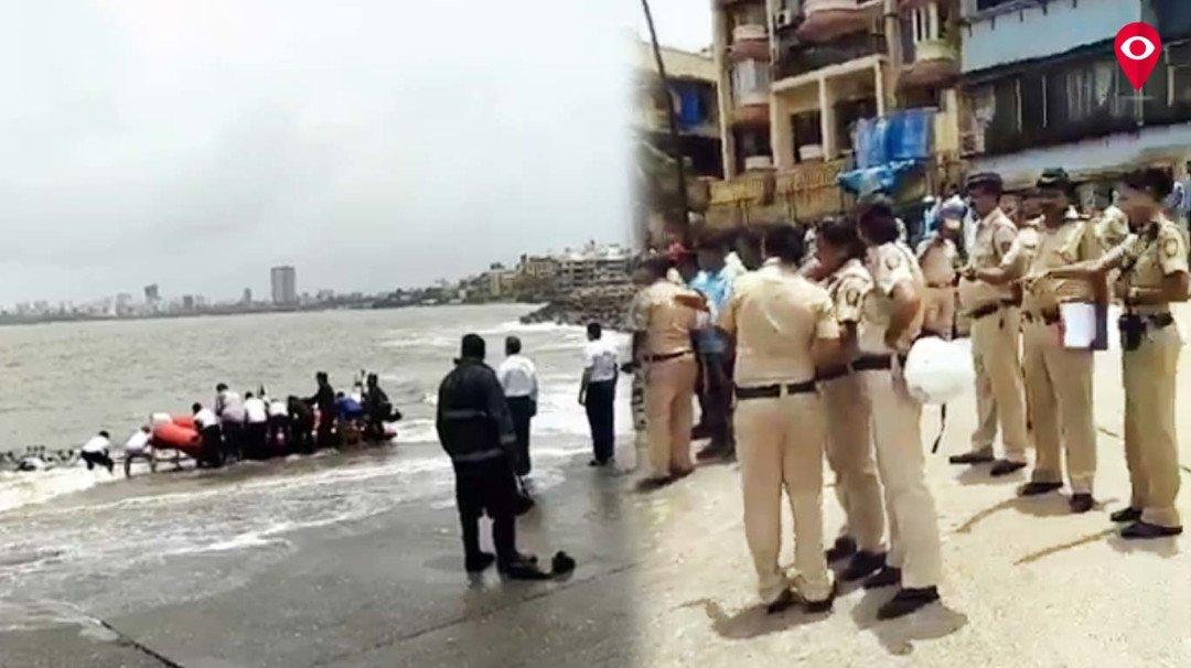 नहाने गए तीन बच्चे समुद्र में डूबे