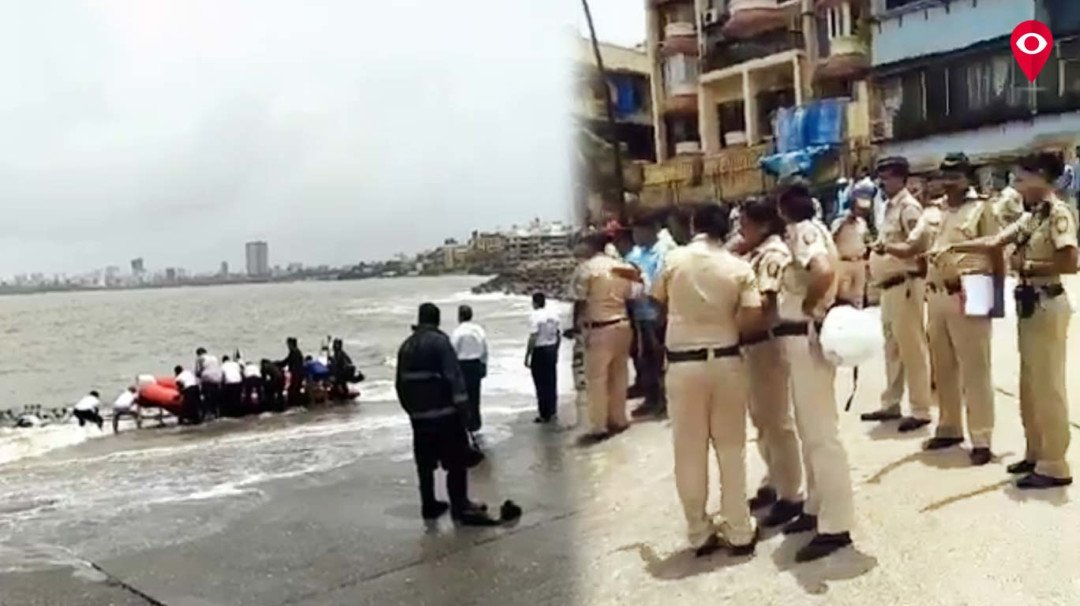 Three boys drown off Dadar Chowpatty beach
