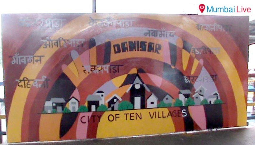 Dahisar station gets a new look