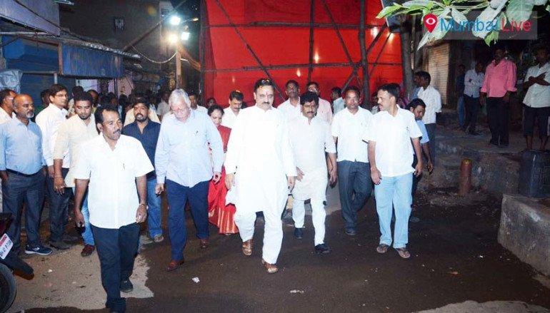 Shiv Sena solves water woes