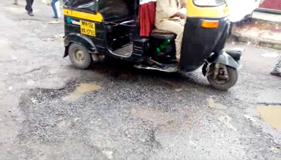 Dahisar Road's garbage woes